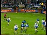 22.04.1997 - 1996-1997 UEFA Cup Semi Final 2nd Leg FC Schalke 04 2-0 CD Tenerife (After Extra Time)