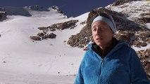 Glaciers sous surveillance (extrait)