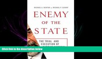 GET PDF  Enemy of the State: The Trial and Execution of Saddam Hussein