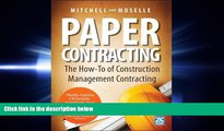 different   Paper Contracting: The How-To of Construction Management Contracting