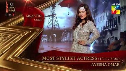 Most Stylish Actress Television