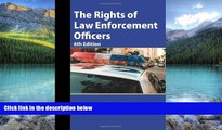 Books to Read  The Rights of Law Enforcement Officers  Best Seller Books Best Seller