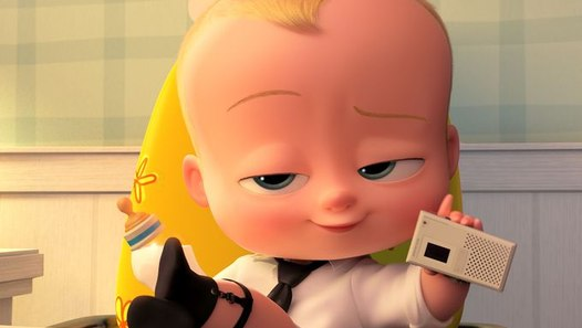 The Boss Baby Official Trailer - Teaser (2017) - Alec ...