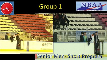 Nice Figure Skating Cup 2016 senior men short program