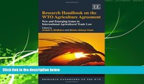 READ book  Research Handbook on the WTO Agriculture Agreement: New and Emerging Issues in