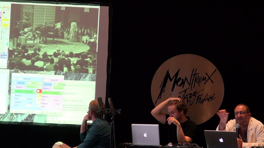 Montreux Jazz Festival 2015 Workshop 3