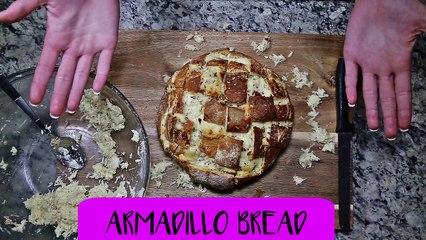 Make Armadillio Bread!