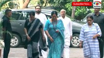 Bollywood Celebrities Attend Shilpa Shetty's Late Father's Prayer Meet
