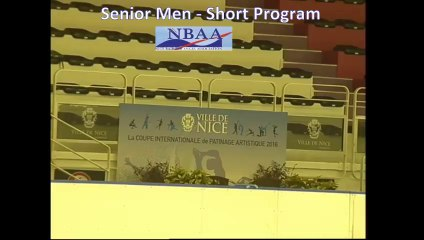 Nice Figure Skating Cup 2016 senior short dance