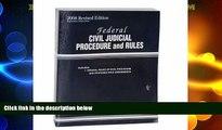 Big Deals  Federal Civil Judicial Procedure and Rules, 2008 Rev. ed. (May 20, 2008 Includes laws