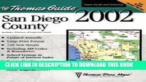 [Free Read] San Diego County: Including Portions of Imperial County (Thomas Guide San Diego County