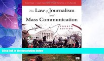 complete  The Law of Journalism and Mass Communication