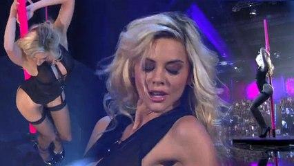 Ria Antoniou Pole Dancing - Hot