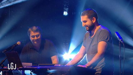 Red & Black Light - Ibrahim Maalouf - Le Grand Journal du 21/10 - CANAL+