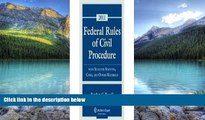 Books to Read  Federal Rules Civil Procedure, 2011 Statutory Supplement  Best Seller Books Most