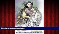 FREE PDF  Lady Mechanika Steampunk Coloring Book  BOOK ONLINE
