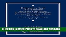 [PDF] Contract Law and Theory: Selected Provisions: Restatement of Contracts and Uniform