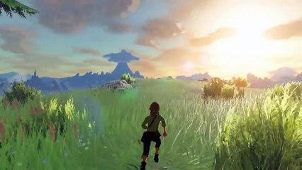 Se déplacer dans ce monde 1/3 de The Legend of Zelda : Breath of the Wild