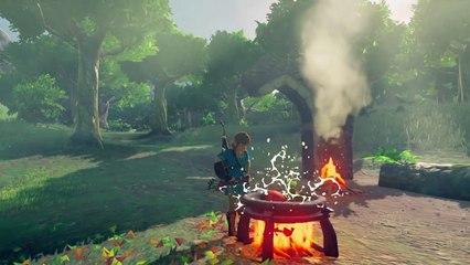 Vivre dans ce monde 2/3 de The Legend of Zelda : Breath of the Wild