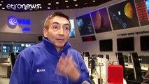 Yedi yıllık serüven hüsranla bitti, Schiaparelli Mars'ın yüzeyinde parçalandı