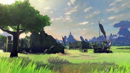 Météo et cycle jour/nuit 3/3 de The Legend of Zelda : Breath of the Wild
