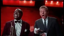 LOUIS ARMSTRONG & DANNY KAYE – When The Saints Go Marchin' In (1959, HD)
