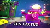 Plants vs Zombies Garden Warfare 2 - New Cactus Variant ZEN CACTUS