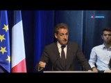 Nicolas Sarkozy souhaite que les ouvriers aient leur place au sein de l'UMP