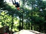 LDG Mountainboard Contest 2007 - backflip grab du champion
