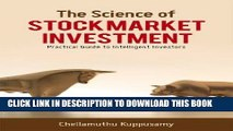 Best Seller The Science of Stock Market Investment - Practical Guide to Intelligent Investors Free