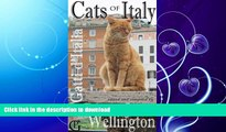 FAVORITE BOOK  CATS OF ITALY/GATTI d ITALIA--Cute Cat Photos and Quotes FULL ONLINE