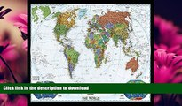 FAVORITE BOOK  World Decorator [Enlarged and Laminated] (National Geographic Reference Map)  BOOK