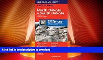 EBOOK ONLINE  Rand McNally Folded Map: North Dakota, South Dakota (Rand McNally State Maps)  PDF