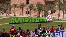 Womens Elite Road Race - 2016 UCI Road World Championships / Doha (QAR)