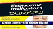 [PDF] Economic Indicators For Dummies [Full Ebook]