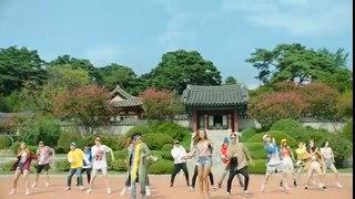 MV thế vận hội của Hyorin nhận được
