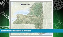 READ BOOK  New York [Laminated] (National Geographic Reference Map) FULL ONLINE