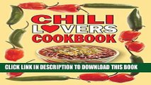 [PDF] Chili Lovers Cookbook: Chili Recipes and Recipes With Chiles (Cookbooks and Restaurant