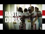 BASTIDORES: SPFC 2 x 0 PONTE PRETA | SPFCTV