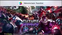 MARVEL Future Fight: Final Boss Elite Mode - Marvel Games Gameplay