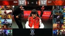 SKT vs ROX Highlights Game 3  LOL World Championship 2016 Semifinals  SKT T1 vs ROX