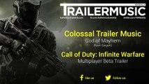Call Of Duty: Infinite Warfare: Beta Trailer Music - Colossal Trailer Music (Kevin Sergent)