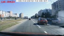 Car Crashes Compilation Crazy Russian drivers Crashes Compilation #182