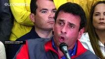 """Venezuela: Opposition ruft zu Massenprotesten gegen """"Staatsstreich"""" auf"""