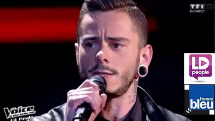 Maximilien Philippe (Finaliste The Voice) en interview avec Lionel Durel
