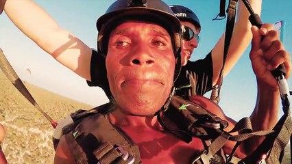 Paragliding di Madagaskar!