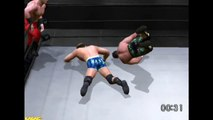 WWE SmackDown! vs. Raw - Chris Benoit & Eddie Guerrero Vs. Charlie Haas & Shelton Benjamin