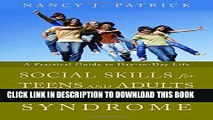 Best Seller Social Skills for Teenagers and Adults with Asperger Syndrome: A Practical Guide to