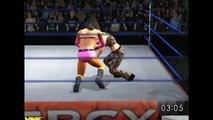 WWE SmackDown! vs. Raw - Victoria Vs. Trish Stratus