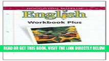 [EBOOK] DOWNLOAD Houghton Mifflin English: Workbook Plus Consumable Grade 7 PDF